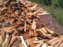 Prodej dřeva na topení
